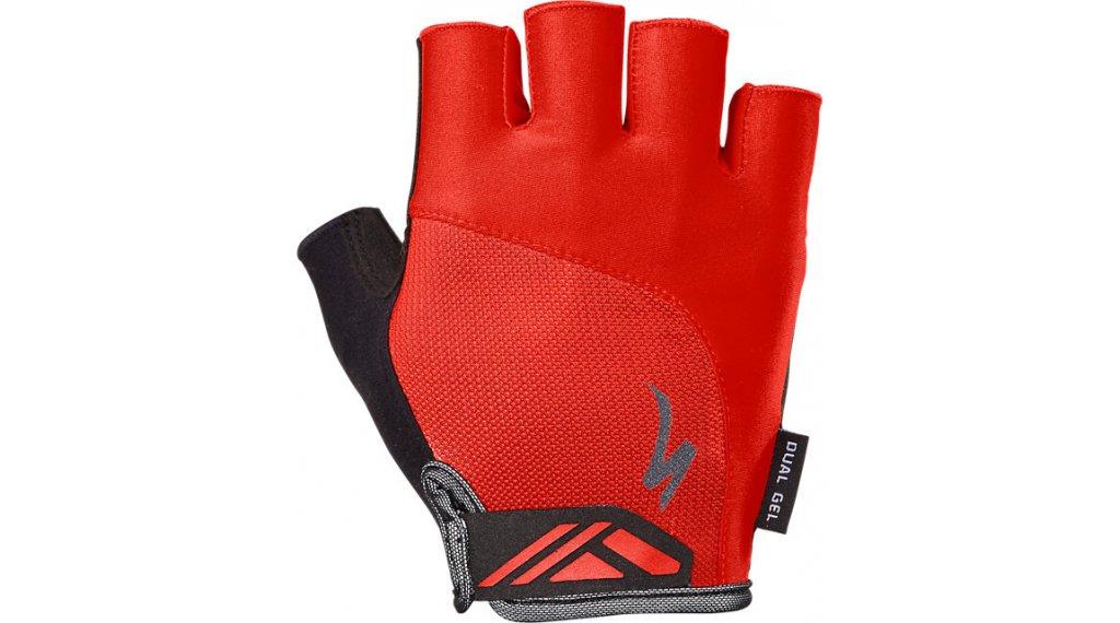 Specialized BG Dual-Gel Handschuhe kurz Gr. S red