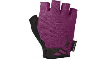 Specialized BG Sport Gel Handschuhe kurz Damen Gr. M castberry