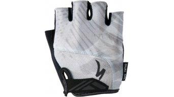 Specialized BG Dual-Gel Handschuhe kurz Gr. S dove grey/fern