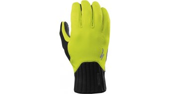 Specialized Deflect LF gloves long XS neon yellow