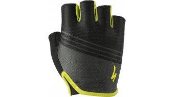 Specialized BG Grail gloves short road bike- gloves size XXL black/hyper green 2016
