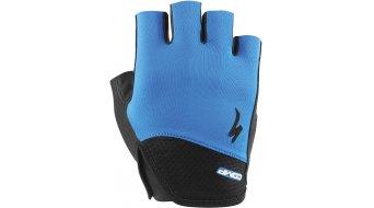 Specialized SL Comp Handschuhe kurz Rennrad-Handschuhe Gr. L neon blue/black Mod. 2016