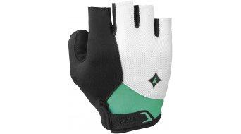 Specialized BG Sport Handschuhe kurz Damen Rennrad-Handschuhe white/emerald green Mod. 2016