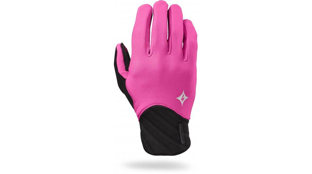 Specialized Deflect LF Handschuhe lang Damen Gr. S neon pink