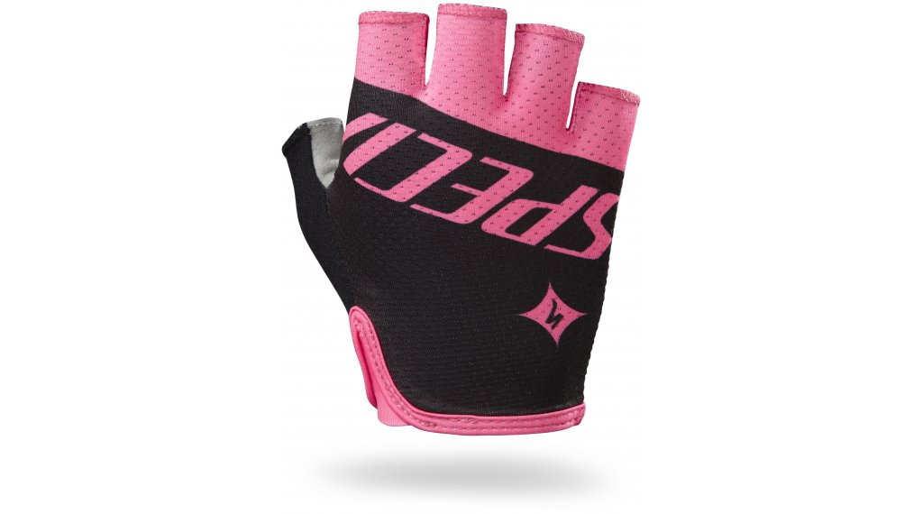 Specialized BG Grail Handschuhe kurz Damen Gr. M neon pink team
