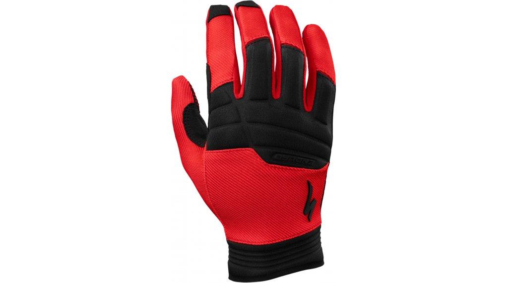 Specialized Enduro Handschuhe lang Herren Gr. S red