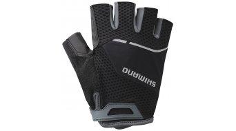 Shimano Explorer Handschuhe kurz Damen-Handschuhe Gr. S schwarz