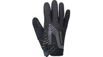Shimano Windbreaker fino(-a) guantes largo(-a) tamaño M negro(-a)