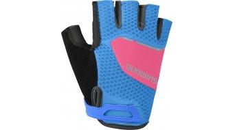 Shimano Explorer guantes corto(-a) Señoras-guantes S