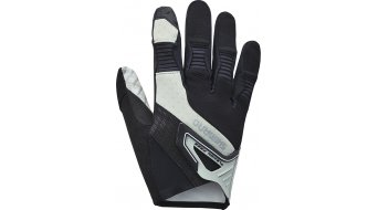 Shimano Trail guantes largo(-a) Caballeros-guantes negro/grey