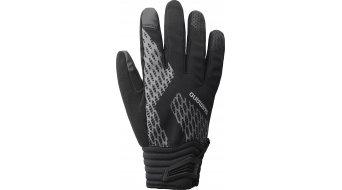 Shimano Extreme guanti invernali lungo uomini . black
