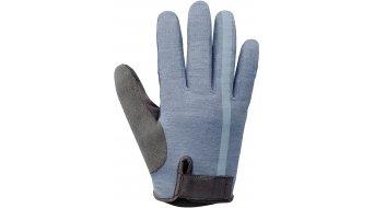 Shimano Transit guanti dita-lunghe da uomo . aegean blue