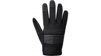 Shimano Early invierno guantes largo(-a) negro