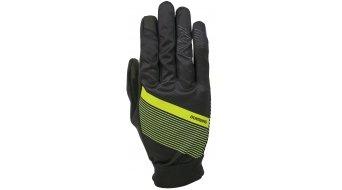 Shimano Wind Control Handschuhe lang neon yellow