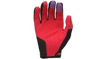 SixSixOne Evo II Handschuhe lang Gr. XS blue/red