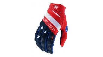 Troy Lee Designs Air Stars & Stripes guanti dita-lunghe da uomo mis._XXL_(2X)_rosso/blu