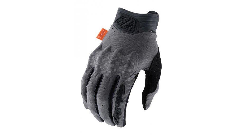 Troy Lee Designs Gambit MTB-Handschuhe lang Herren Gr. SM (S) charcoal