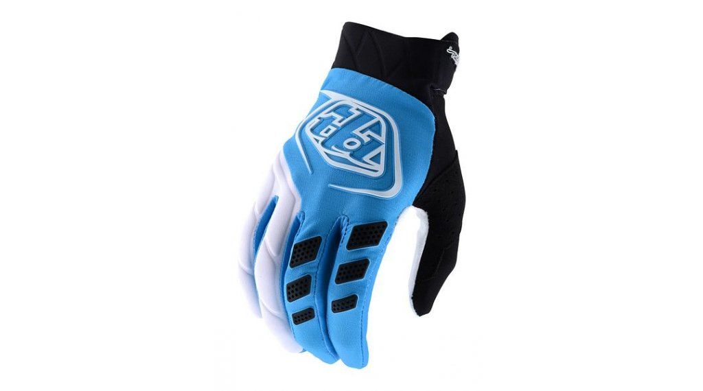 Troy Lee Designs Revox MTB-Handschuhe lang Herren Gr. SM (S) ocean