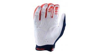 Troy Lee Designs Revox MTB-Handschuhe lang Herren Gr. SM (S) orange
