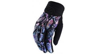 Troy Lee Designs Luxe Snake guanti dita-lunghe da donna multi