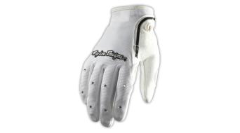 Troy Lee Designs XC guante largo(-a) Señoras tamaño XL blanco Mod. 2017
