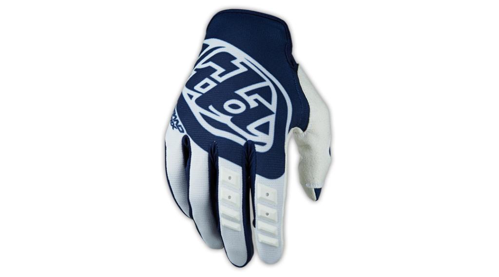 Troy Lee Designs GP MTB-Handschuhe lang Gr. XS (XS) blue