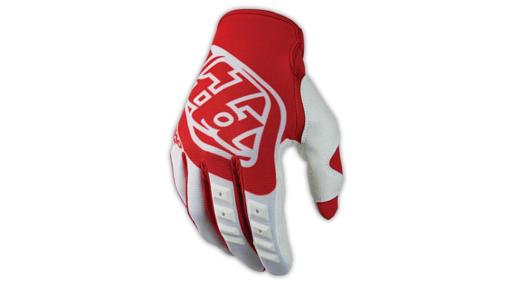 Troy Lee Designs GP MTB-Handschuhe lang Gr. S (SM) red