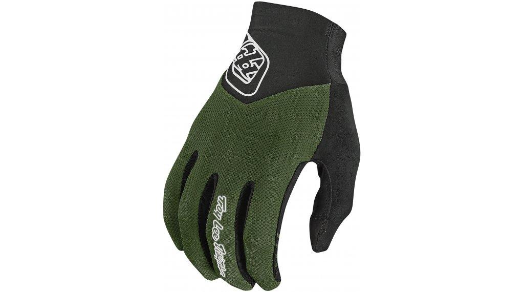 Troy Lee Designs Ace 2.0 MTB-Handschuhe lang Gr. MD (M) trooper green