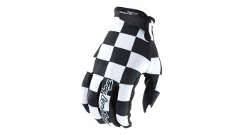 Troy Lee Designs Air Checker guanti-MTB lungo . black/white