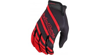 Troy Lee Designs Air MTB- gloves long size SM (S) streamline red/black