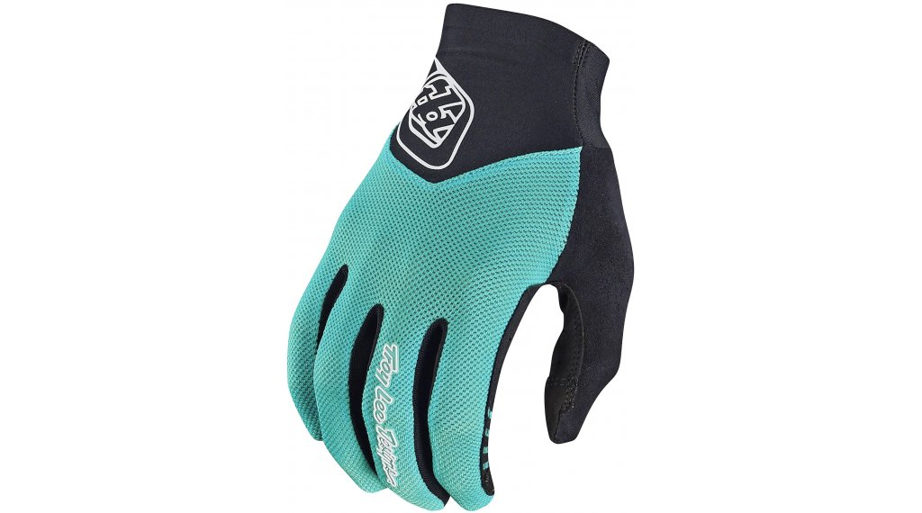 Troy Lee Designs Ace 2.0 MTB-Handschuhe lang Damen Gr. MD (M) aqua