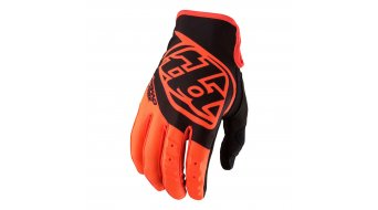 Troy Lee Designs GP Kinder Handschuhe lang Gr. XS orange Mod.2018