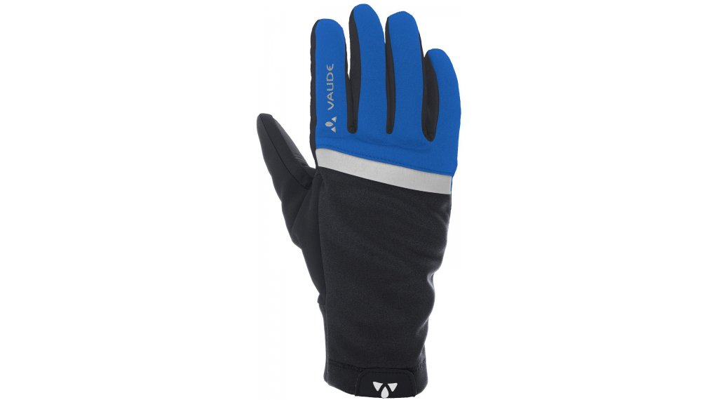 VAUDE Hanko II Handschuhe lang Gr. 7 signal blue