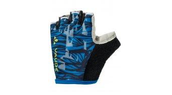 VAUDE Grody Handschuhe kurz Kinder Gr. 3 radiate blue