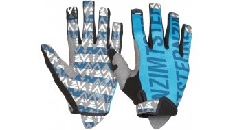 Zimtstern Grabz gants long Gloves taille M dodger blue- marchandise dexposition sans sichtbare Mängel