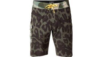 Fox Camino Camo pantalón corto(-a) Caballeros-pantalón Boardshorts tamaño 32 sage