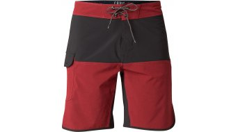 FOX Escapade broek kort herenbroek Boardshorts maat 36 cranberry