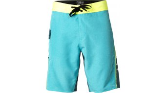 FOX Overhead Switch broek kort herenbroek Boardshorts maat 38 aqua