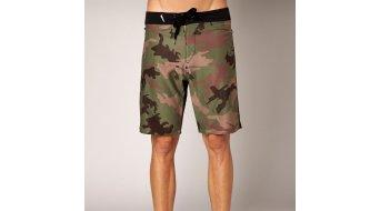 FOX Camino Camo pantaloni corti da uomo Boardshorts mis. 30 green