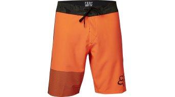 Fox Metadata pantalón corto(-a) Caballeros-pantalón Boardshorts tamaño 38 flo naranja