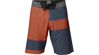 Fox Meshed Up Hose kurz Herren-Hose Boardshorts Gr. 30 flo orange