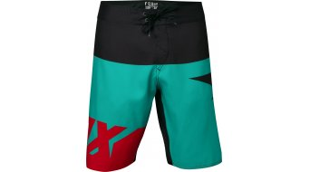 FOX Shiv pant short men- pant Boardshorts size 30 teal