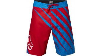 FOX Spiked broek korte heren-broek Boardshorts maat 36 red