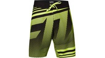 Fox Static pantalón corto(-a) Caballeros-pantalón Boardshorts tamaño 36 flo amarillo