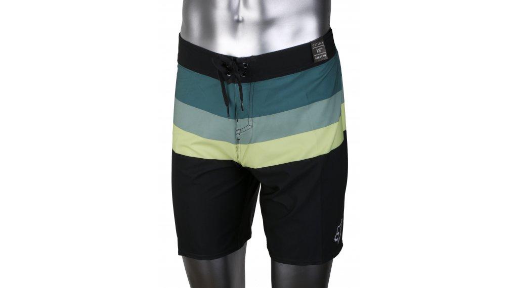 FOX Demo Boardshorts pant short men size 32 black vintage