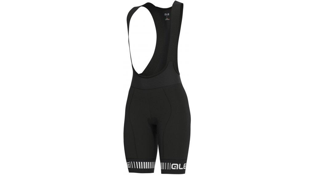 Alé Strada Graphics PRR Bib Shorts 裤装 短 女士 (W4H-臀部垫层) 型号 XS black/white