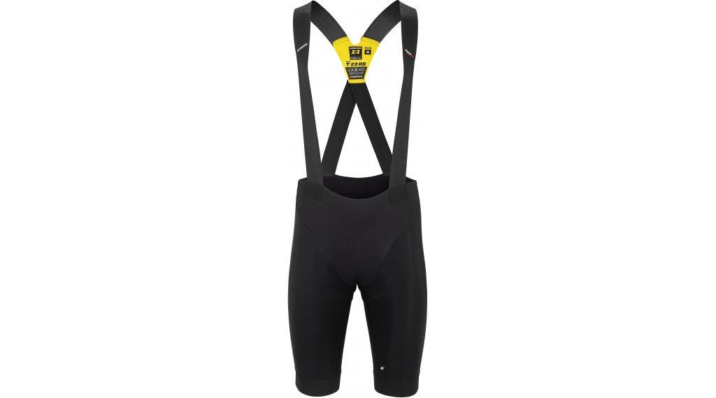 Assos Équipe RS Spring Fall S9 Bib Shorts 裤装 短 男士 (équipe RS-臀部垫层) 型号 S blackSeries