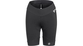Assos Uma GT EVO Pantaloni corti da donna (uma GT EVO-fondello) . blackSeries