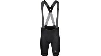 Assos Équipe RS Summer S9 Werksteam pantaloni-a-salopette corto da uomo (équipe RS-fondello) . blackSeries