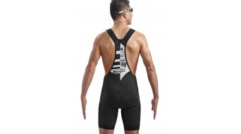 Assos T.cento S7 Bib Shorts 裤装 短 (cento S7-臀部垫层) 型号 L blackVolkanga